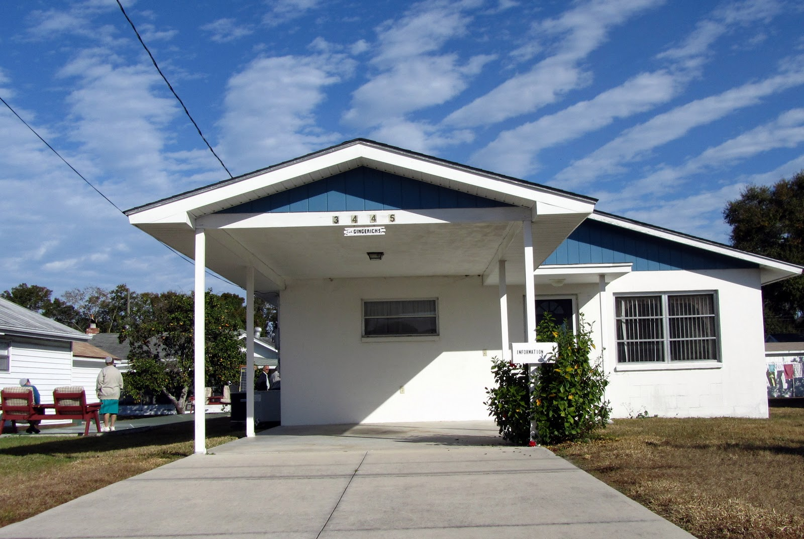 Gingerich home is coming up for public auction on january 27 2012