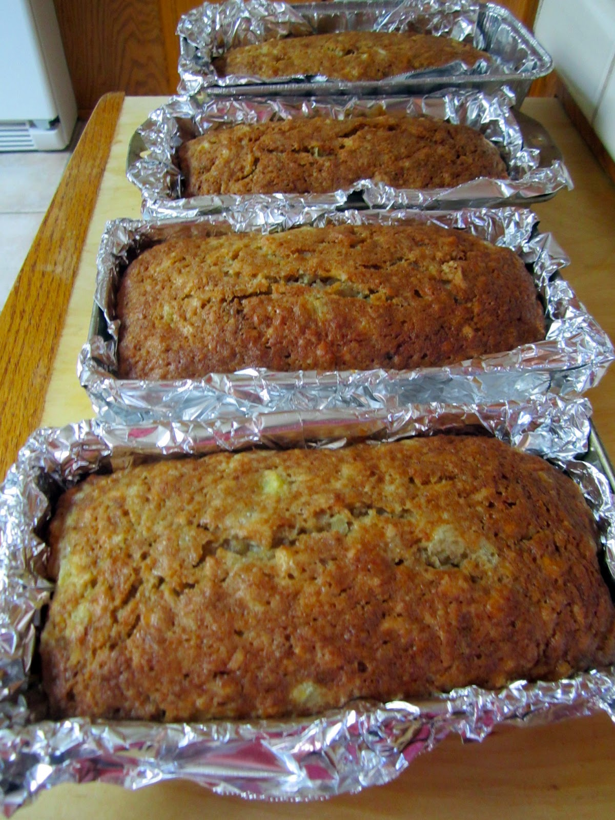 ... ve had lots of requests for my Banana Pineapple Coconut Bread recipe