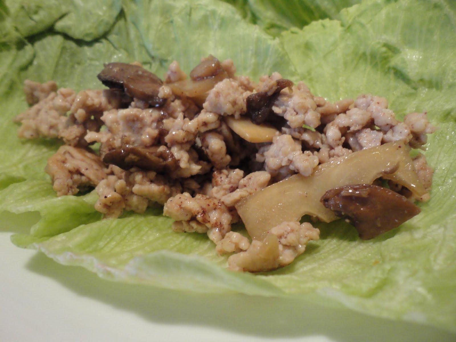 Seven Spice Pork Lettuce Wraps Recipes — Dishmaps