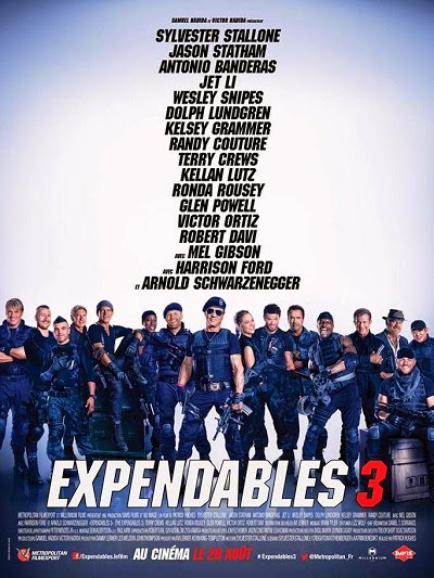 Expendables 3 Streaming Film VK