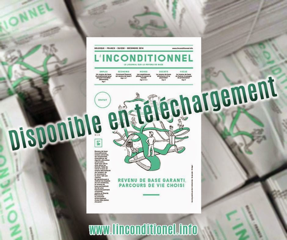 Gratuit, le journal du RBI, l'inconditionel !