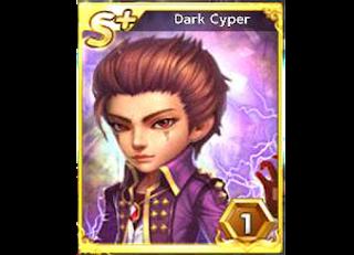 Tips Cara Mendapatkan Kartu Karakter Dark Cyper S/S+ Get Rich cover