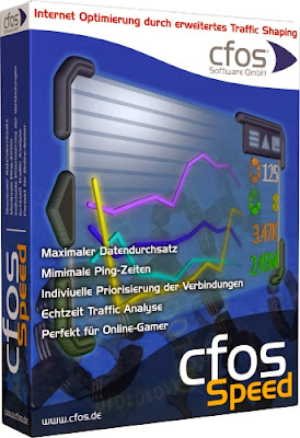 برنامج تسريع النت cFosSpeed