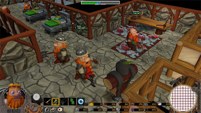 Free Download A Game of Dwarves PC Game Full Version Screenshots 2