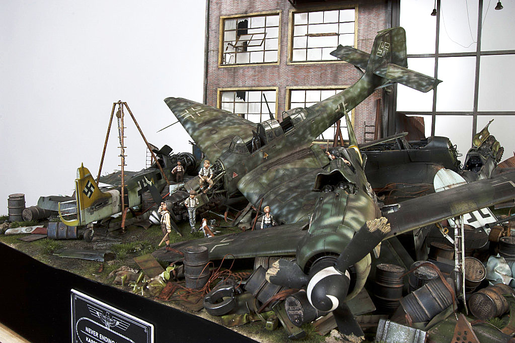 1000 images about diorama ww2 on pinterest dioramas for Scale model ideas