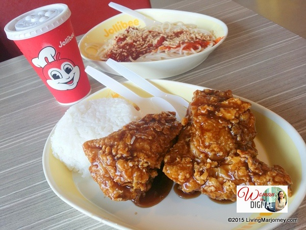 Jollibee Glazed Chicken Joy