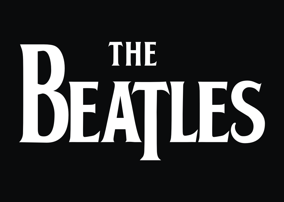 Download Logo The Beatles Vector