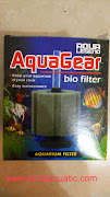 BIO SPONGE FILTER AQUARIUM AQUA GEAR
