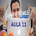 [Aula 11] Curso HTML5 grátis - Listas em HTML5 com OL e UL