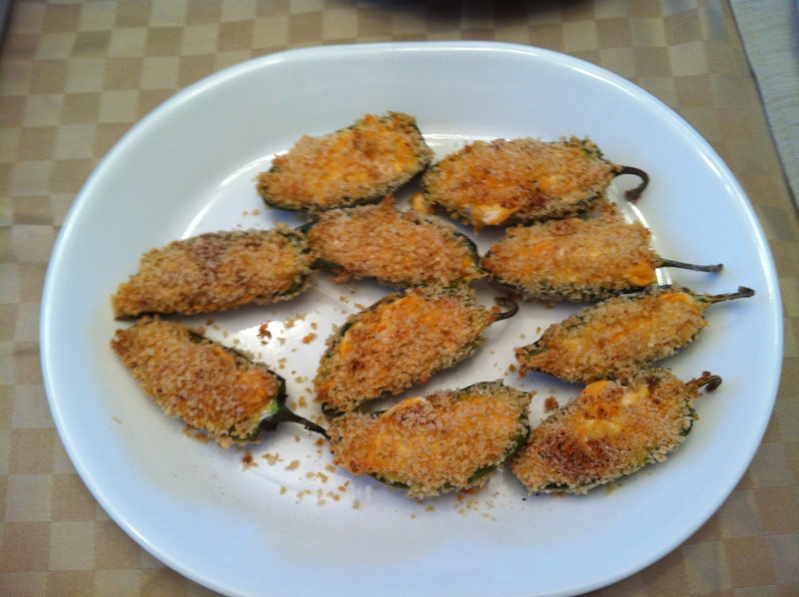 Dairy Free and Delicious: Dairy Free Jalapeno Poppers