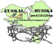 EUSKAL MUSIKA 100.8 FM ESCUCHALO CON MOZILLA