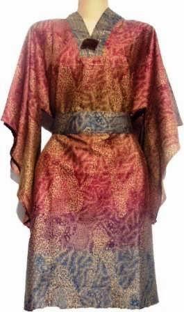Foto Baju Batik Jambi