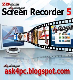 Zd screen recorder 5 serial