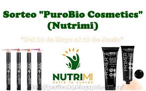 """Sorteo """"PuroBio"""" (Nutrimi)"""
