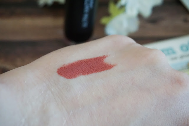 trend IT UP - Ultra Matte Lipstick in 010 Review Swatch