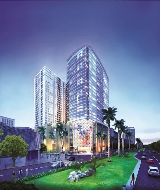 Trung tâm thương mại đẳng cấp tại Vincom Center Nguyễn Chí Thanh