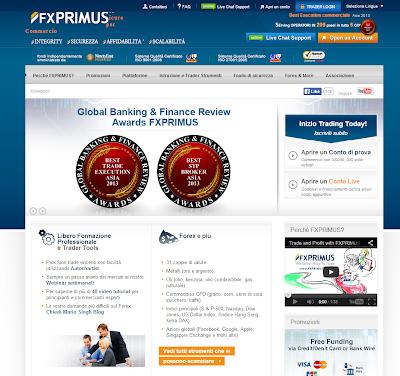 FX Primus Ltd.