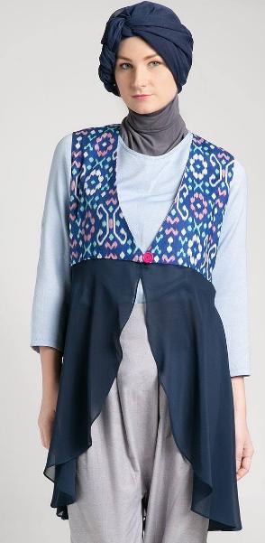 Model Baju Muslim Trendy untuk Anak Muda