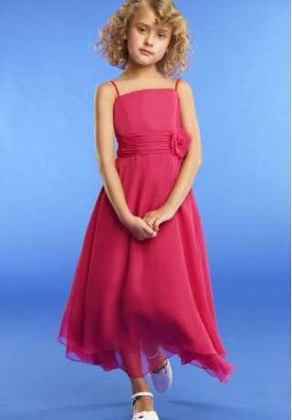 Jubilant Fuchsia Bridesmaid Dress