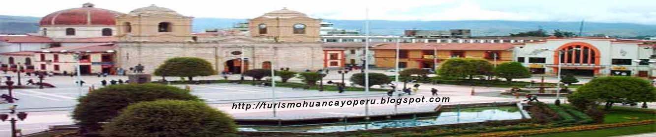 TURISMO EN HUANCAYO PERU