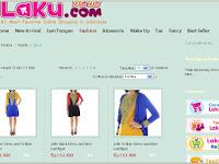 Toko baju online terpercaya,murah,aman, berkualitas hanya di laku.com
