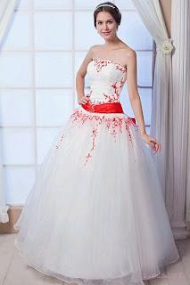 Vestidos de Novia Strapless, parte 8
