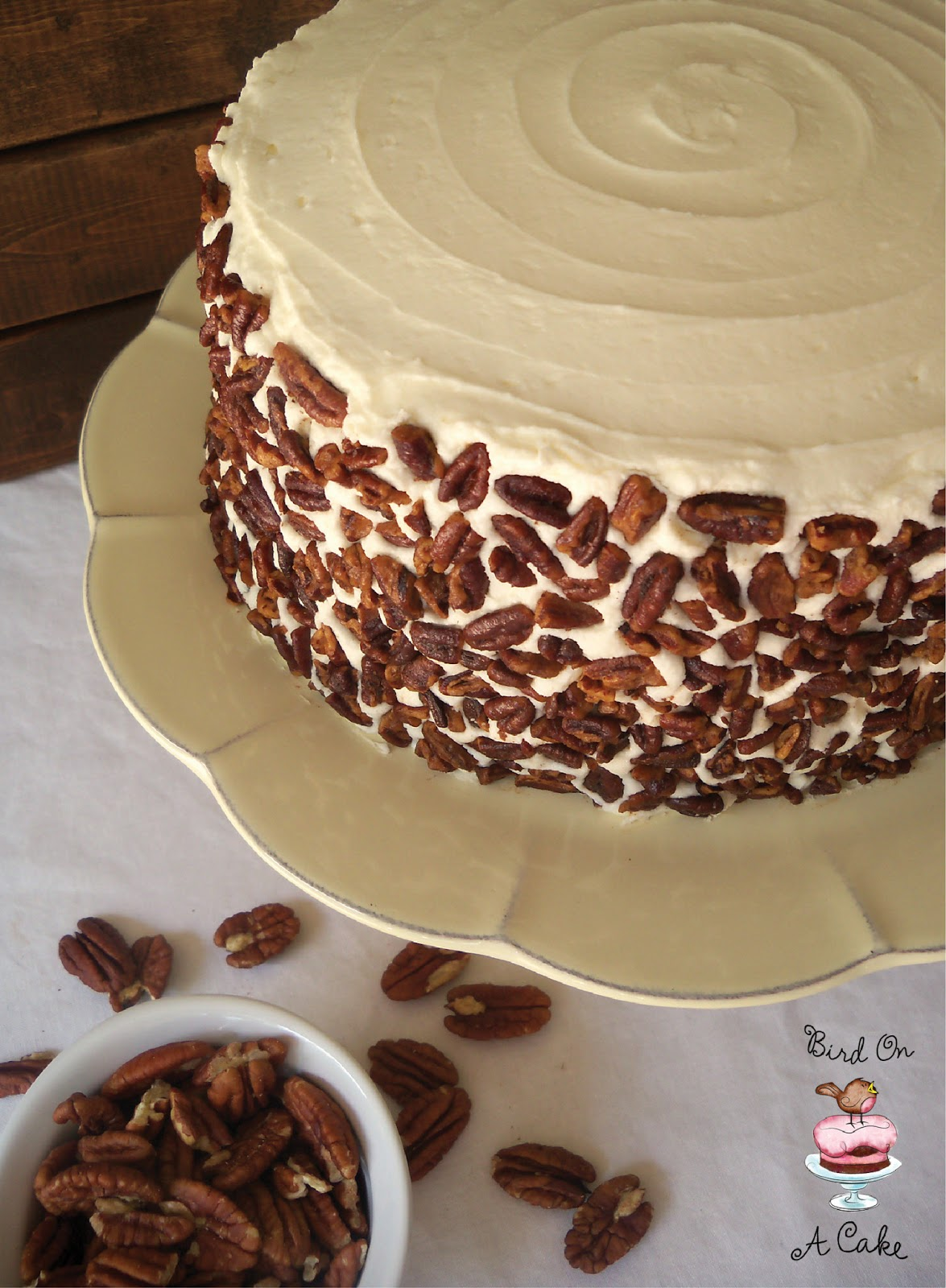 pecan cake adapted from taste of home 6047515 ingredients butter pecan ...