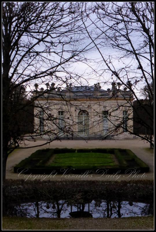 Petit Trianon Versailles Pavillon Français