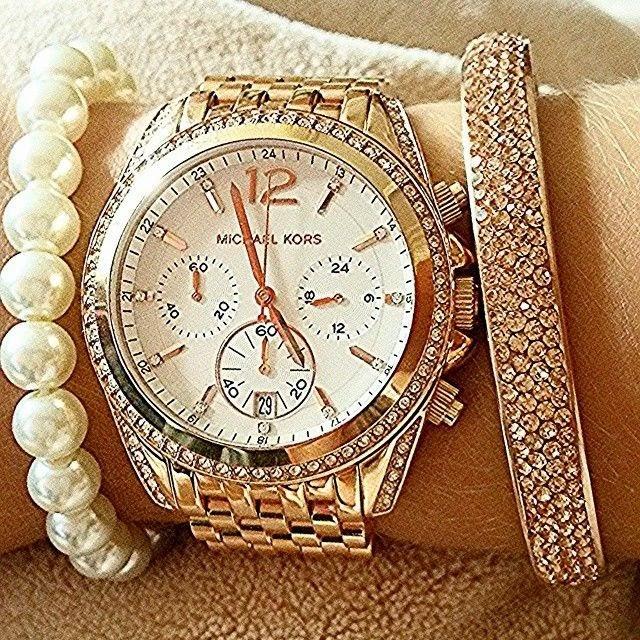 Desejo do dia - Relógio   Michael Kors watches