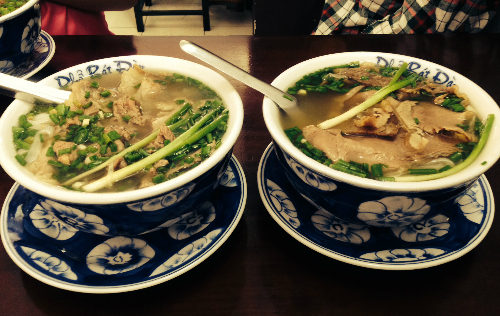 The Delicious Dishes Associated with Perennial Street Names of Hanoi