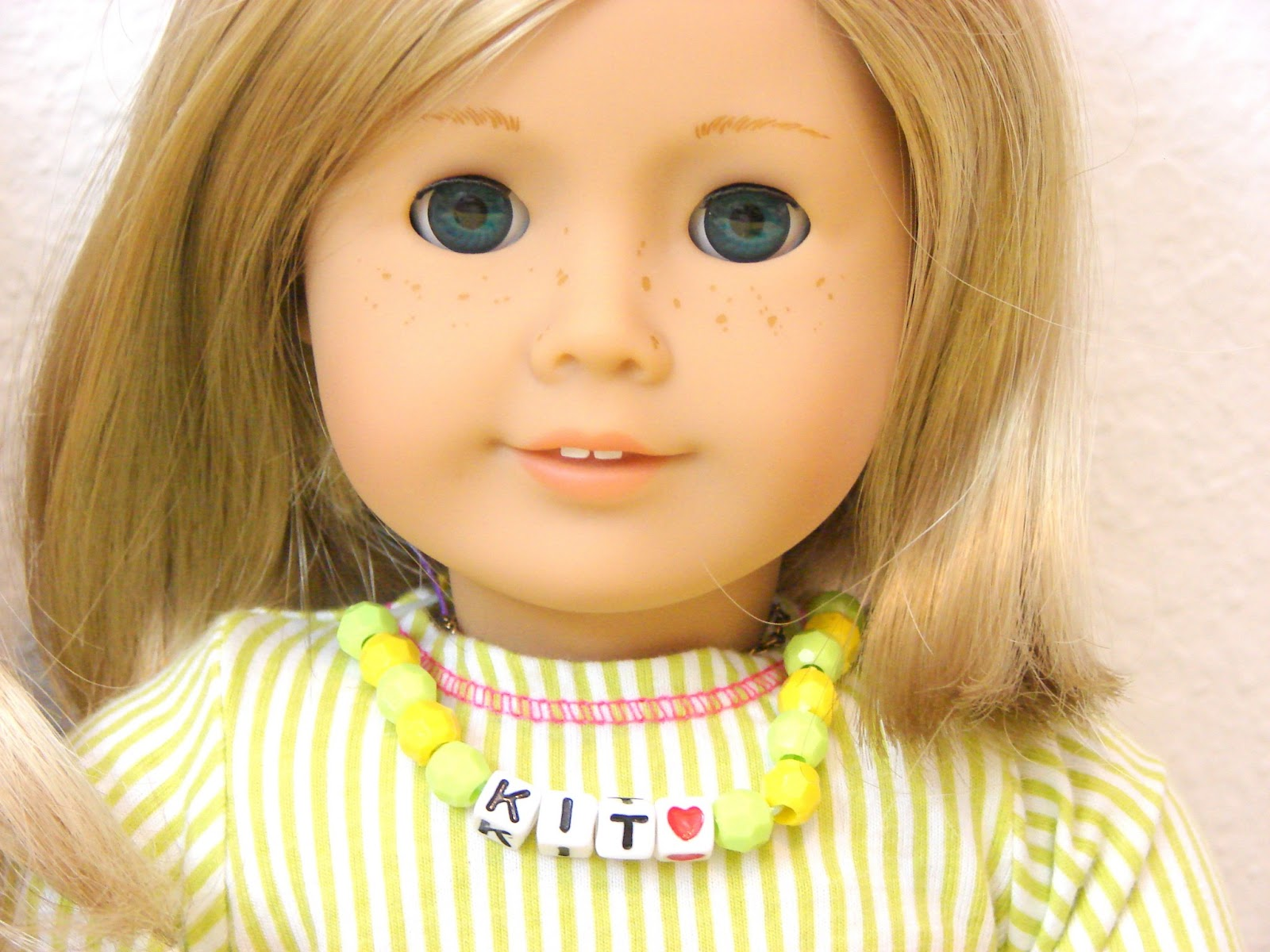 American Girl Doll Play Doll Play St Patrick S Day
