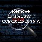 entfernen Exploit: SWF/CVE-2012-1535.A