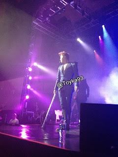 [PHOTOS] 120906 Junsu - XIA 1st World Tour in Mexico T9