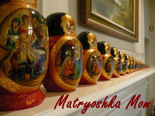 Matryoshka Mom