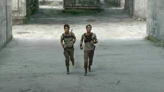 the maze runner-ki hong lee-dylan obrien
