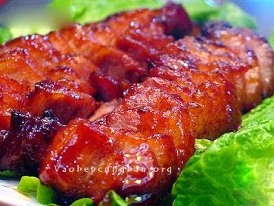 Cách làm thịt xá xíu ngon lại cực dễ 4