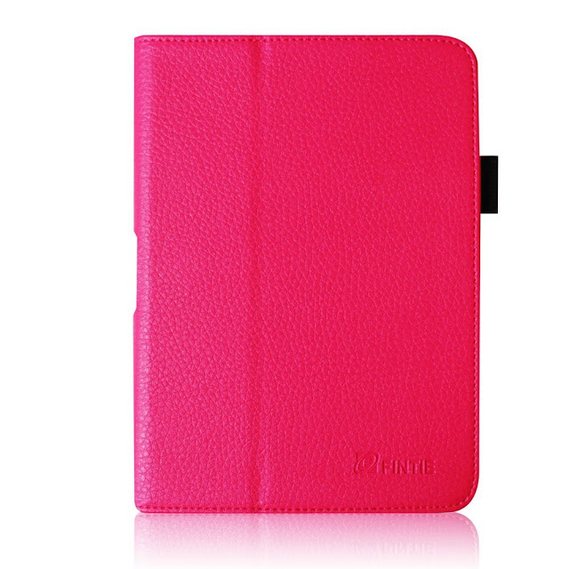 Fintie (Magenta) Slim Fit Leather Case