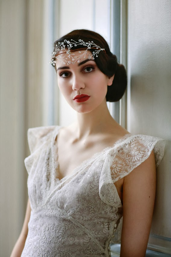 Heavenly Vintage Brides