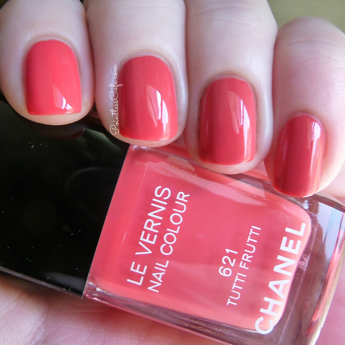 Tutti Frutti Nails: Pointless Cafe: Chanel Reflets D'ete Collection Summer