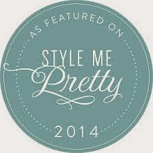 Find Us on Style Me Pretty!