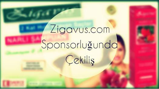 Zigavus.com Sponsorluğunda Çekiliş