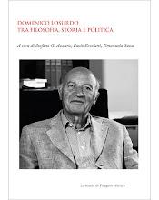 """Gruppo di ricerca internazionale """"Domenico Losurdo"""". A cura di S.G. Azzarà, P. Ercolani e E. Susca"""