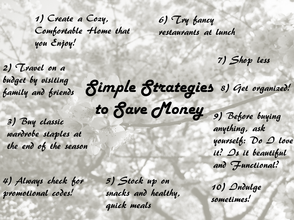 Upcoming Strategies to Save Money