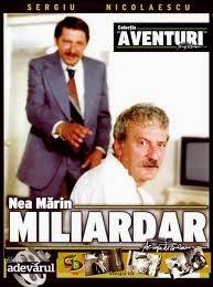 NEA MARIN MILIARDAR (1979) Film Romanesc