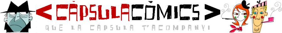 Càpsula Còmics: en format electrònic i per a qualsevol dispositiu