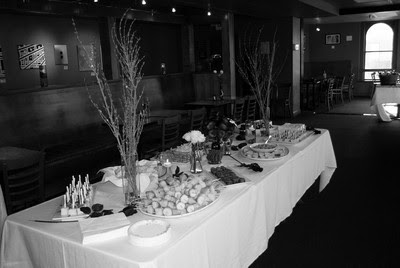 Eternal Wynter: My gothic Tim Burton themed wedding reception