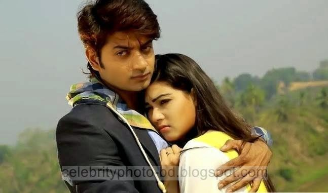 Mahiya+Mahi+and+Bappy+Chowdhury's+Some+Romantice+Hot+Photos+Latest+Collection+From+Bangla+Movie+Honeymoon+(2014)008