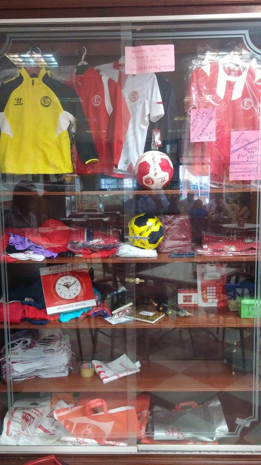 Tienda SFC