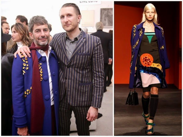 Marc Jacobs in Prada - Free Arts 2014 Annual Art Auction