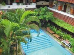 Hotel Kolam Renang di Legian - Bali Sorgawi Hotel